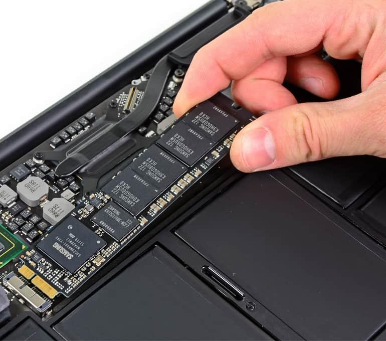 Sửa macbook Sài Gòn