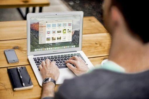 Dán màn hình Macbook VẪN BỊ bong lớp chống lóa!!!